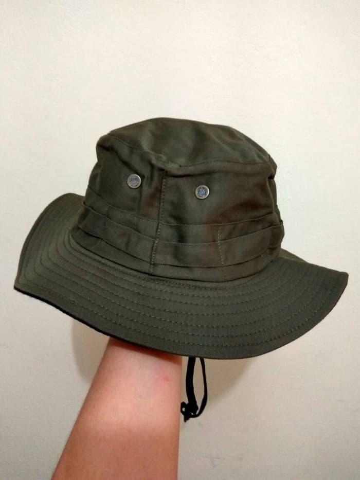 Topi Rimba Hutan Ripstock Navy - Harga-Harga Terkini dan Terlengkap ... ea5118757f