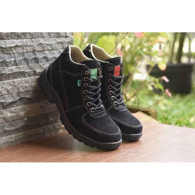 Boots High Pria Kulit / Sepatu Boots Kickers HUMMER UNDERGROUND ALL SERIES