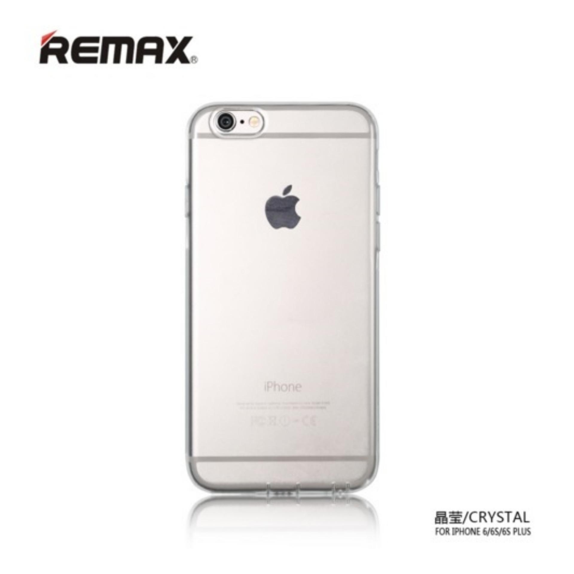 Remax Crystal Series TPU Case For Iphone 7 - Transparant CLEAR