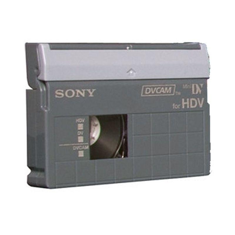 Sony DV-Cam 41