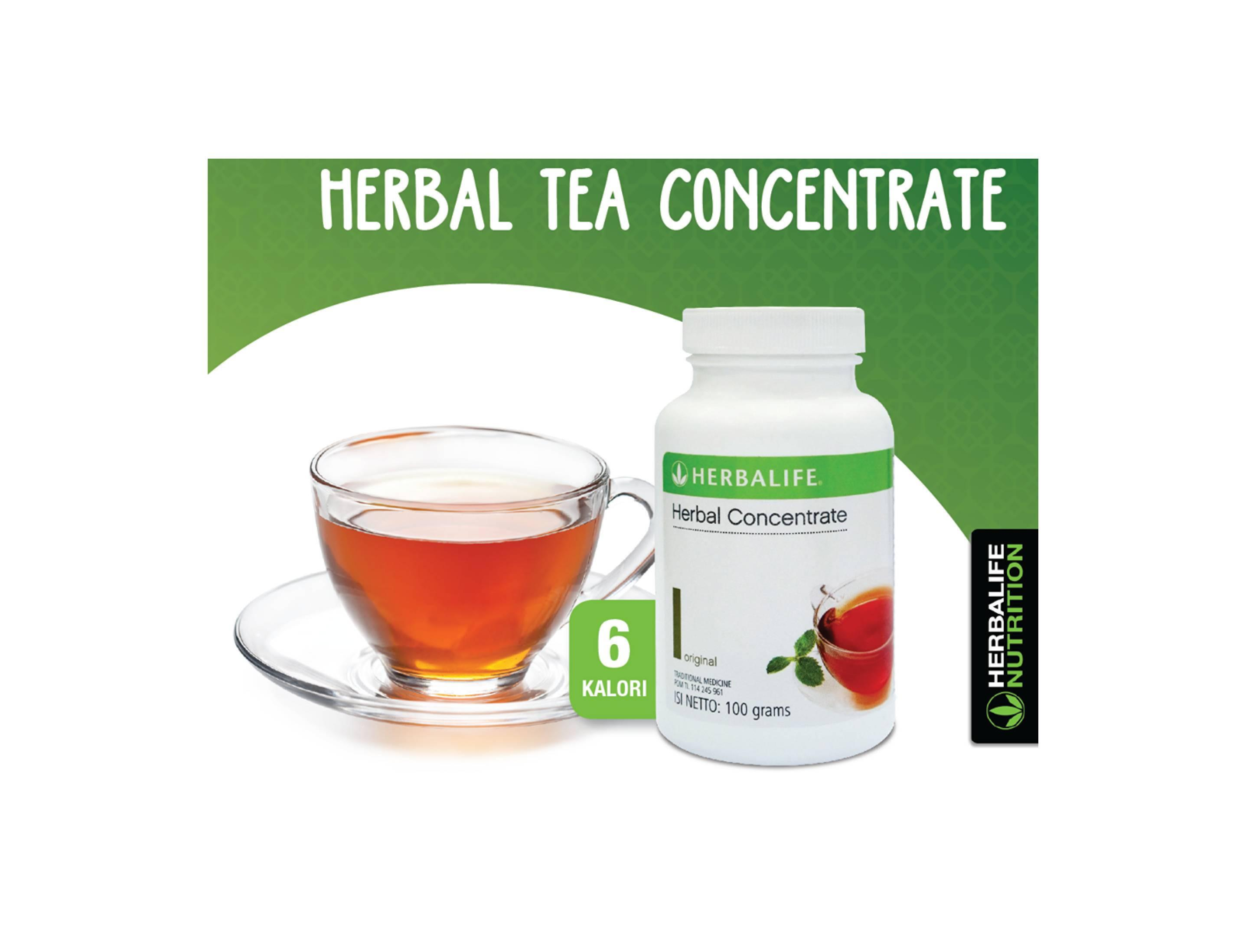 Herbal Concentrate Thermo (Thermojetics Tea)