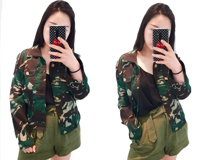 Ab Fashion Wanita - Jaket Wanita - Harga Murah - Premium Quality - Jaket  Denim Terbaru a1e5006859