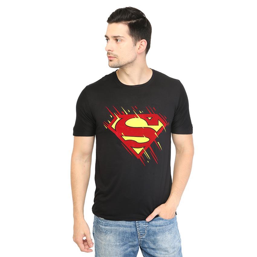 Cikitashop - Kaos T-Shirt Distro / Kaos Pria / T-Shirt Pria Anime Premium Superman