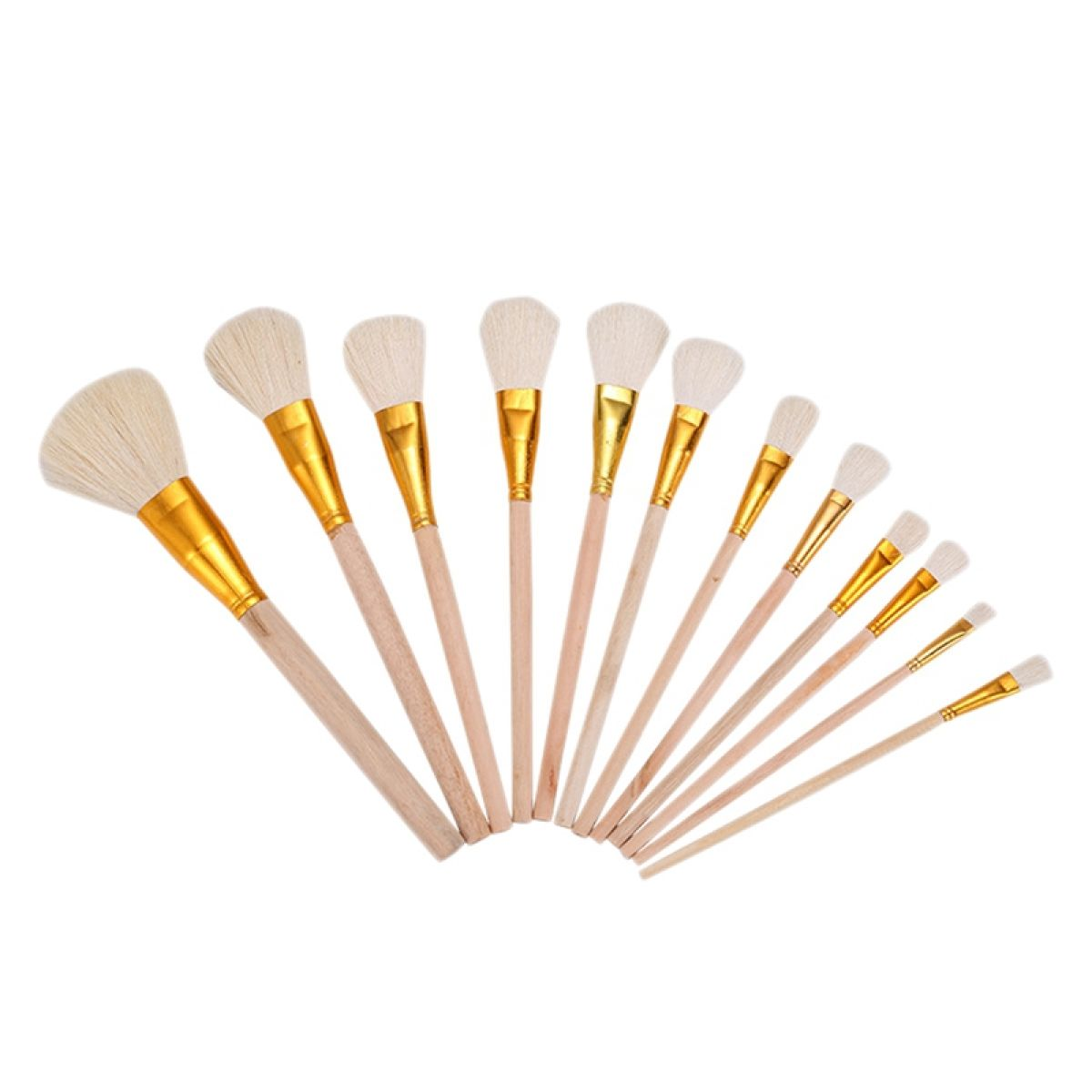 12 Pcs Cleaning Wooden Brushes Shaper Artist Paint For Diy Craft Pottery Tool Clay Sculpture Ceramic Painting Tools Lazada