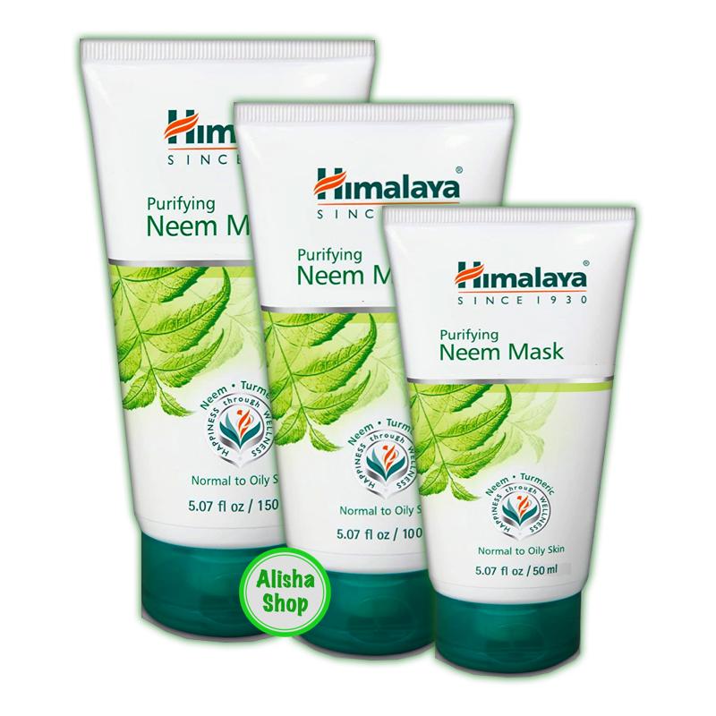 Himalaya Purifying Neem Mask 50 Ml 100 Ml 150 Ml Lazada Indonesia