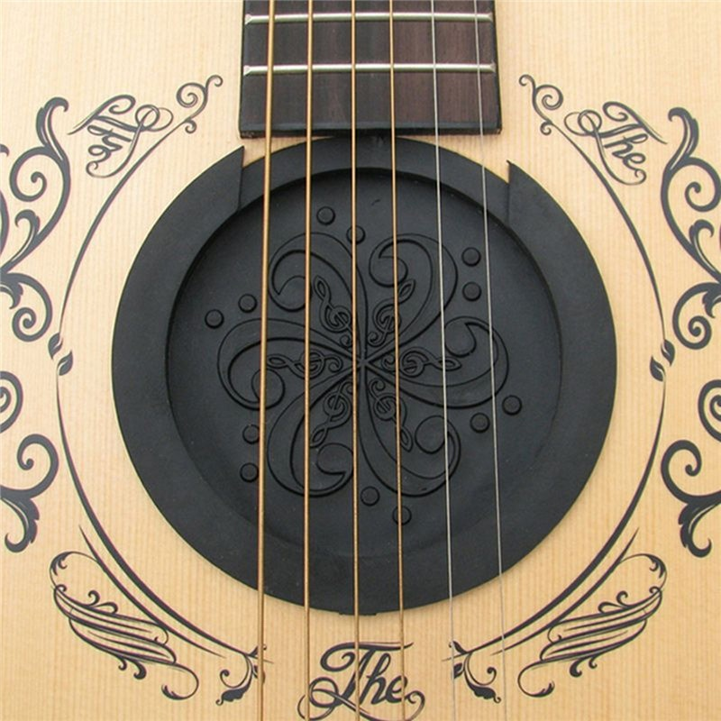 Fitur Guitar Soundhole Rosette Inlay 8mm Intl Dan Harga Terbaru Source · 40 41 Acoustic Guitar Sound Hole Cover Flexible Rubber
