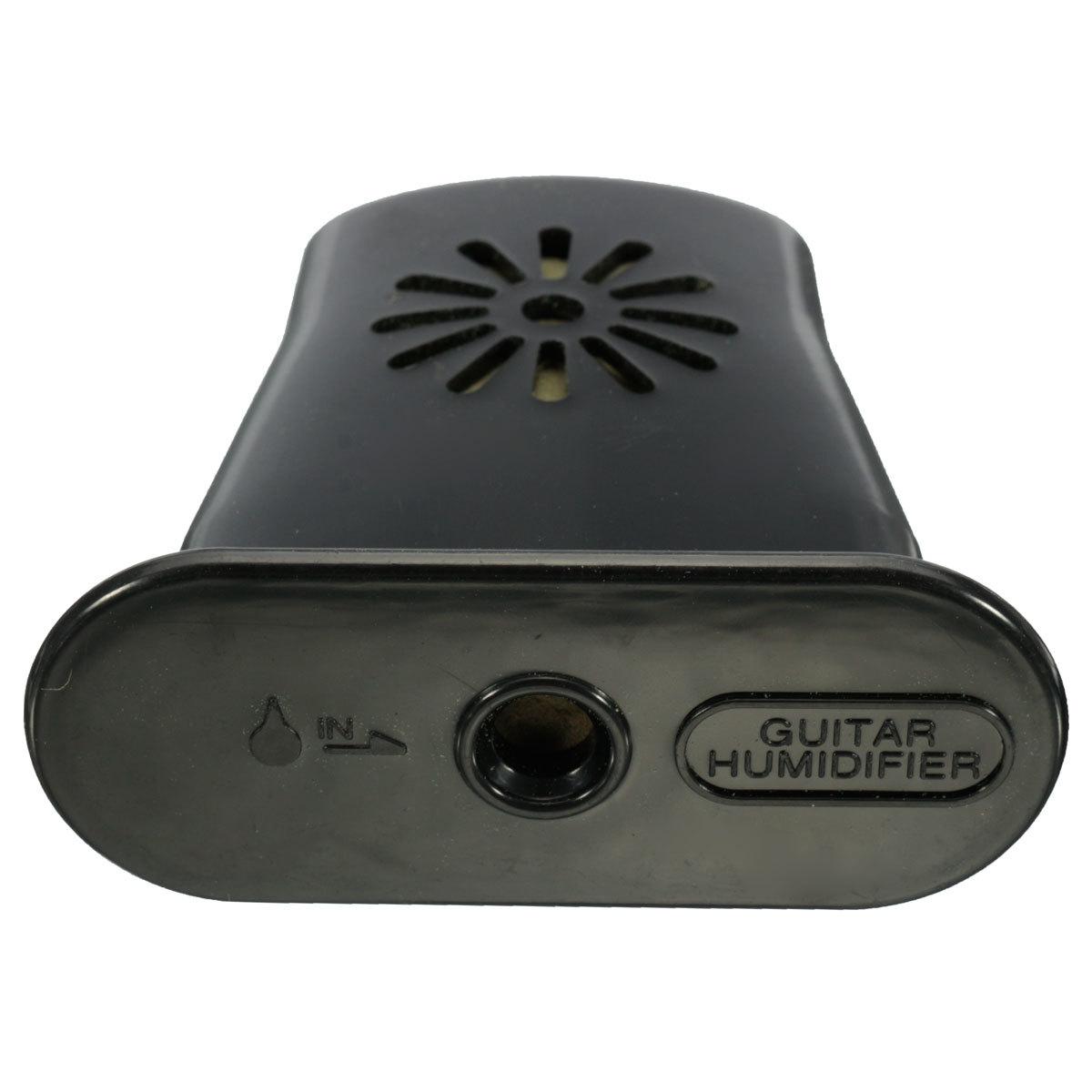Acoustic Guitar Bass Sound Holes Humidifier Black Moisture Reservoir Black- intl .