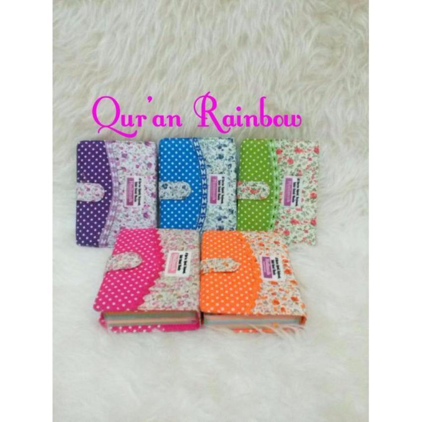 Al-Quran Pelangi Mushaf Halimah Rainbow Terjemah, Tafsir Dan Tajwid