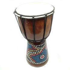Alat Musik Tradisional Jimbe - T30 (Alat Musik - Pajangan Dekorasi)