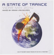 Armin Van Buuren-A State Of Trance Year Mix 2014