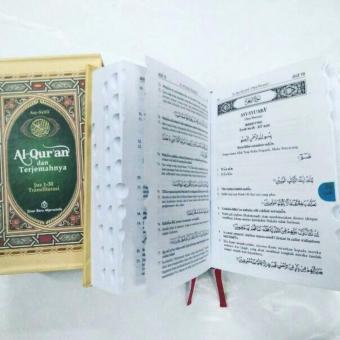 Asy-Syifa Al-Quran Terjemah dan Transliterasi Arab-Latin B6 - 2