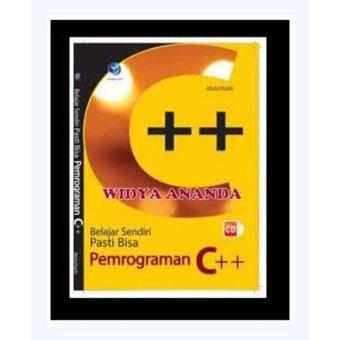 ... Anggaran Terbaik Belajar Sendiri Pasti Bisa Pemrograman C cd Harga baru