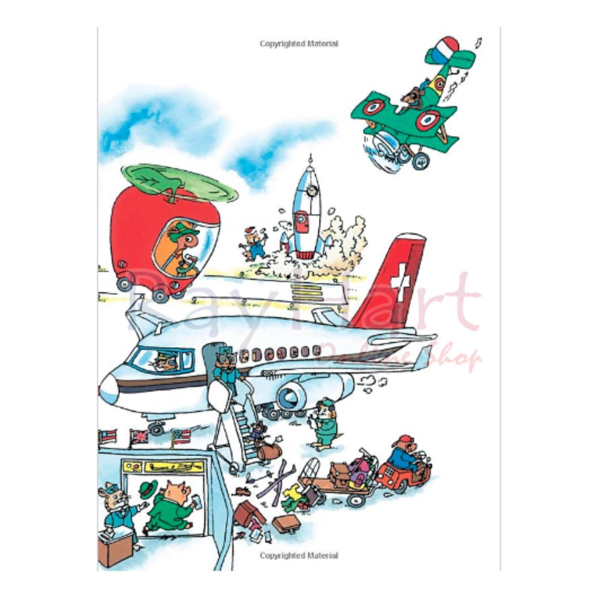 Buku Novel Import Bahasa Inggris Harry Potter Fantastic Beasts And Where To Find Them. Source · BahasaInggris; Buku Anak Import Richard Scarry's Planes by ...