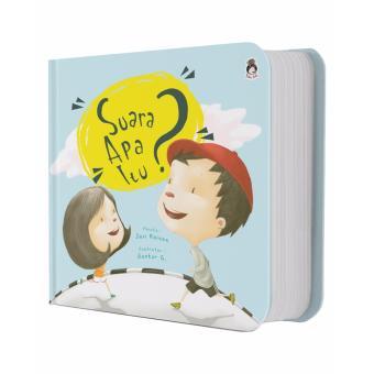 buku balita Suara Apa Itu - Rabbit Hole harga diskon