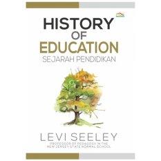 Buku History Of Education, Sejarah Pendidikan - Levi Seeley