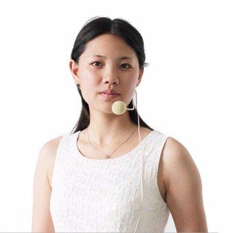 ... Dual Ear Hook Headset Head Microphone for Shure Wireless 4pin MiniPlug - intl - 3 ...