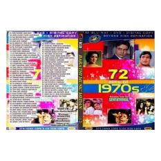 DVD KOMPILASI LAGU INDIA TAHUN 70AN