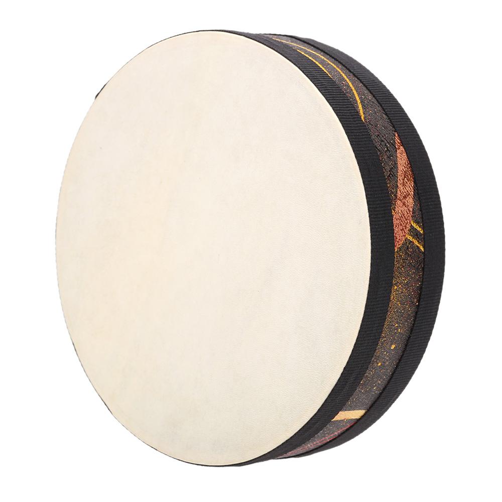 Gelombang Samudera Titis Drum Instrumen Musik Perkusi Suara Laut Yang Lembut ...