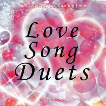 Harga Various Artists - Love Song Duets ( 2cd)