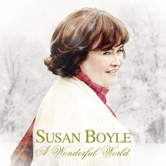 Harga Susan Boyle - A Wonderful World