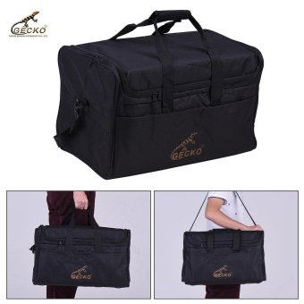Harga GECKO L03 Standard Adult Cajon Box Drum Bag Backpack Case 600D 5MM Cotton Padding with Carry Handle Shoulder Strap - intl