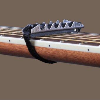 Jetting Buy Hitam datar kunci perubahan cepat berubah mengelam Capitol 4 Gitar Akustik .