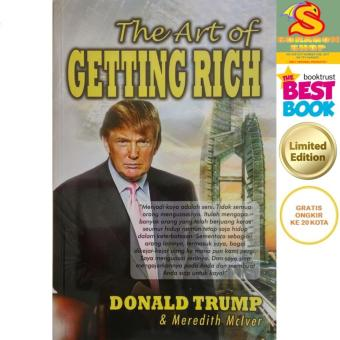 Harga The Art of Getting Rich - Donald Trump & Meredith Mclver