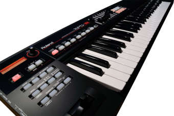 Harga ROLAND PORTABLE KEYBOARD XPS 10 (BLACK)