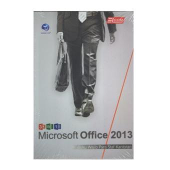 Harga 3 IN 1 MICROSOFT OFFICE 2013, Elcom