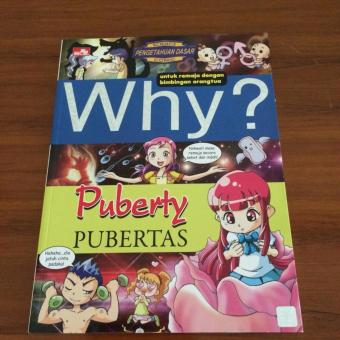 Why? PUBERTAS