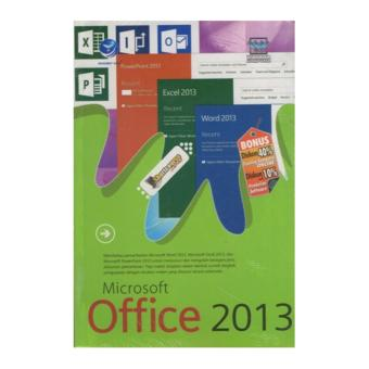 Harga SHORTCOURSE: MICROSOFT OFFICE 2013,Wahana Komputer