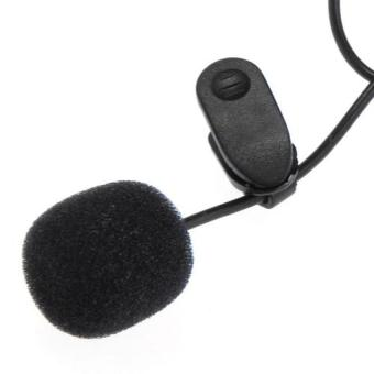 VR Tech Generic Clip On Mini Mic Plug for Mobile Device intl .