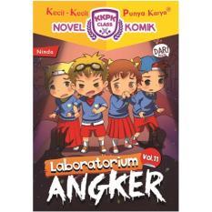 Kkpk Class Nomik #11: Laboratorium Angker