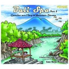 Maharani Record - Bali Spa Part 5 - Music CD