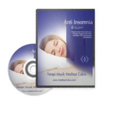 Meditasi Cakra Mengatasi Insomnia - G04