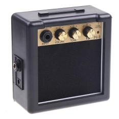 Mini Amplifier Gitar Elektrik 3W - PG-3 - Black