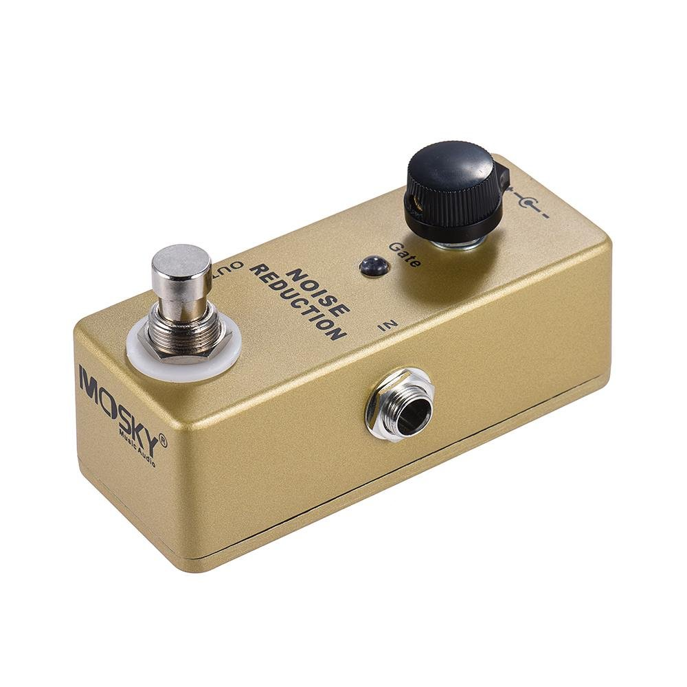 ... MOSKY MP-40 Noise Gate Noise Reduction Suppressor Mini Single Guitar Effect Pedal True Bypass ...