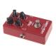 NUX HG-6 Distorsi Gitar Listrik Tinggi Memperoleh Efek Pedal Benar Memotong Merah .