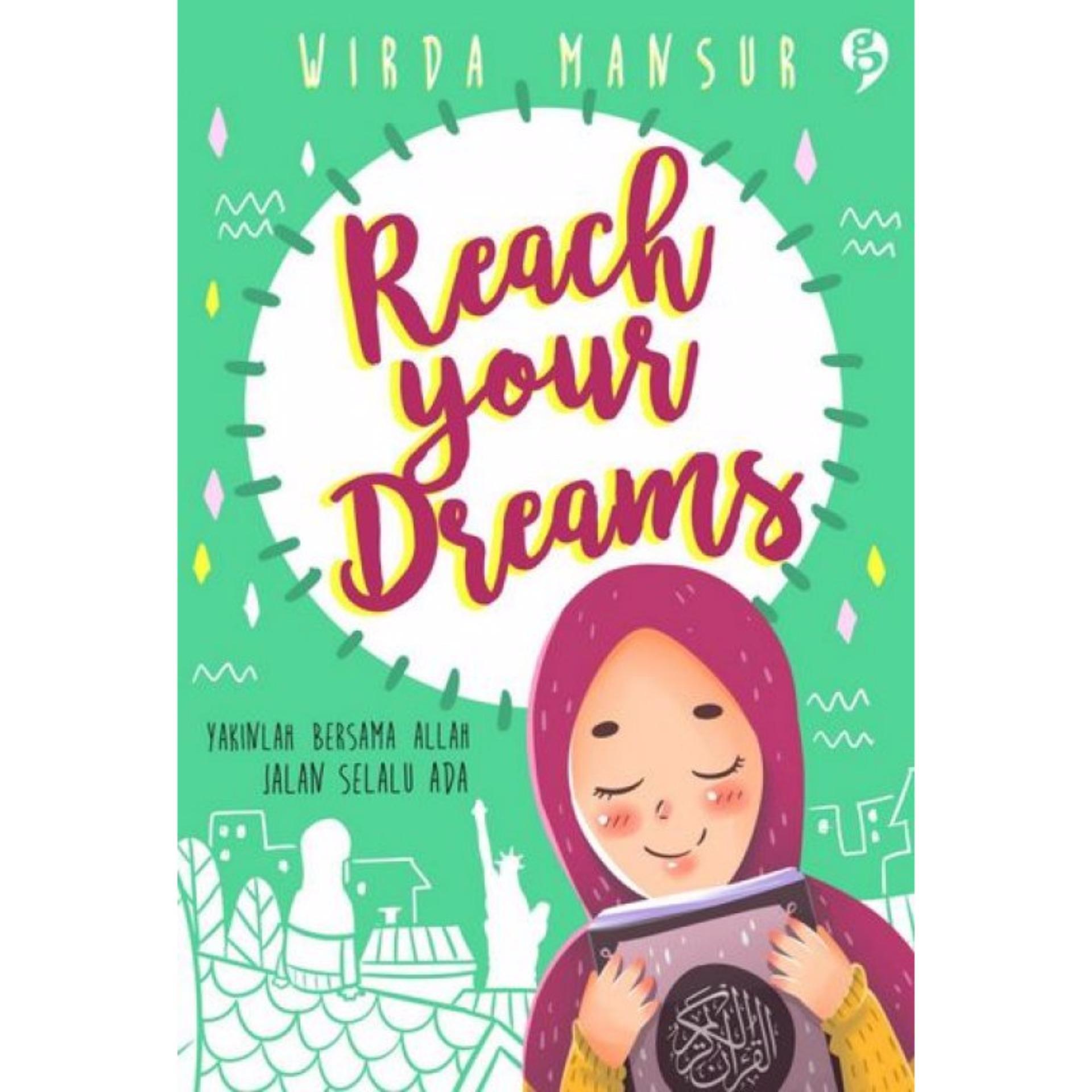 Reach Your Dreams - sebelah_toko