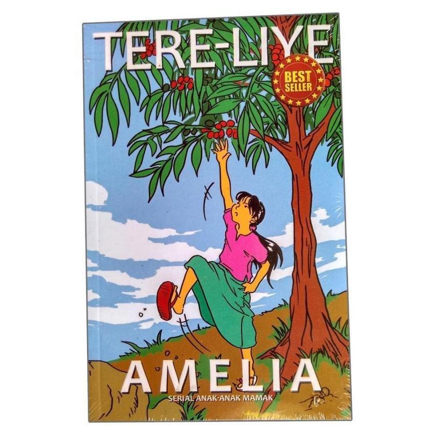 Flash Sale Republika - Novel Amelia Tere Liye