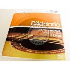 Senar Gitar D'addario EZ900