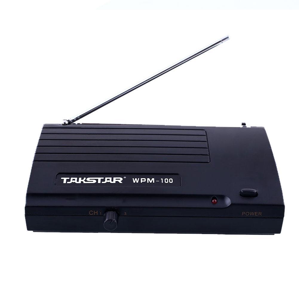 Takstar Mini Wireless Stage Monitor System In Ear Receiver DJTransmitter - intl .