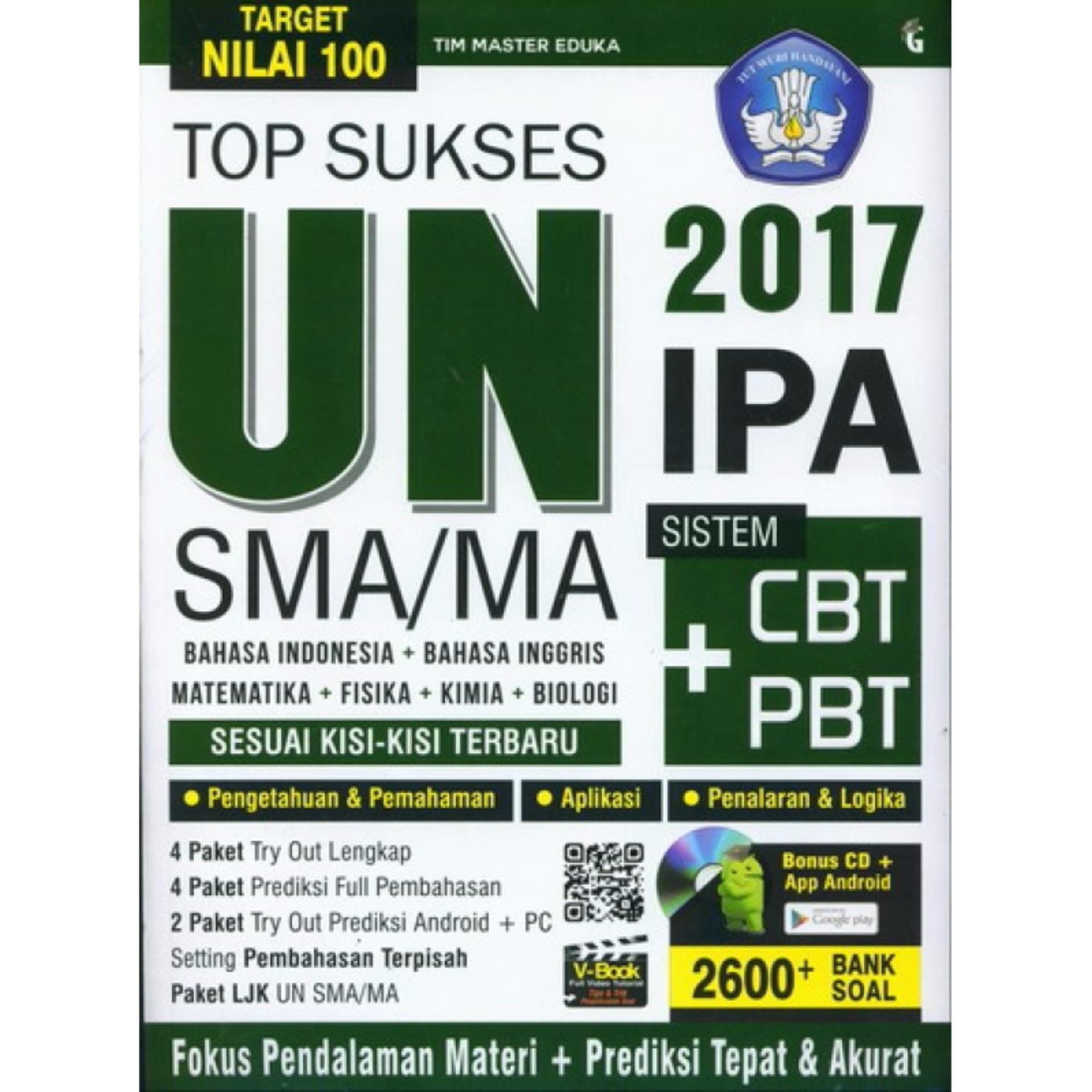 ... TOP SUKSES UN SMA/MA IPA 2017 ...