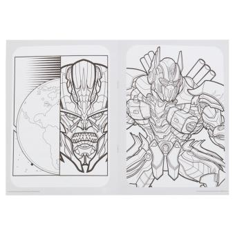 Transformers Coloring Book L We Bring The Awesome