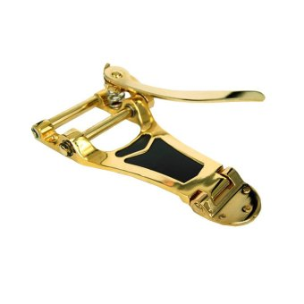 harga Tremolo Vibrato Bridge Tailpiece Hollow body Archtop for GuitarGold Lazada.co.id