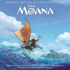 Universal Music Indonesia Various Artist - Ost Moana