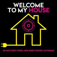 Various Artis - Welcome To My House (2cd)