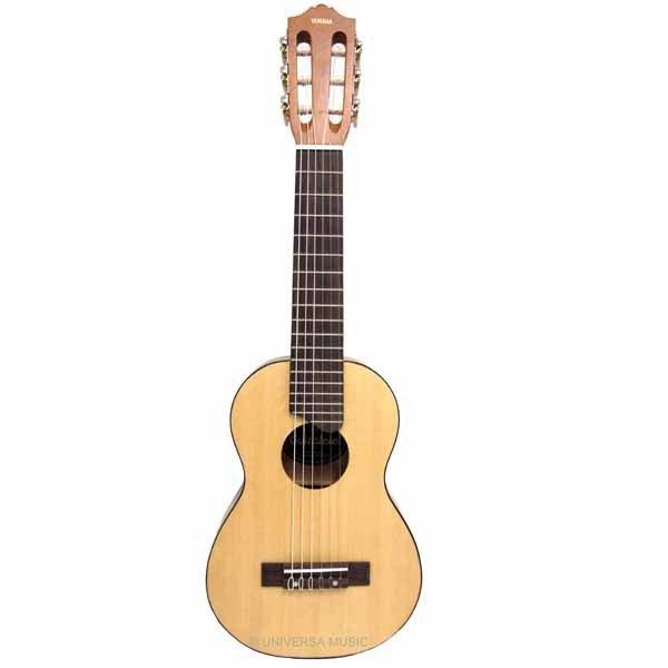 Terbaik Murah Yamaha Gitar Mini Gl 1 Natural Free Softcase