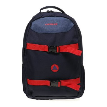 Harga Airwalk Mateo Backpack - Navy