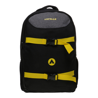 Harga Airwalk Mateo Backpack - Black